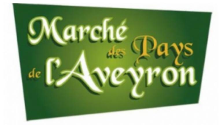 Marché Des Pays de L'Aveyron 2017